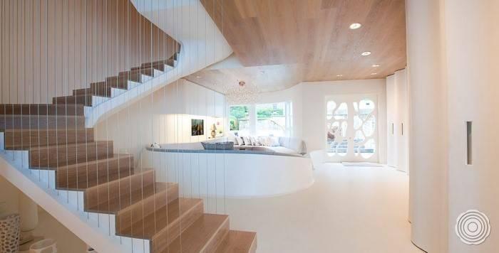 polyurethanboden schaffen sie einheit in ihrem interieur. Black Bedroom Furniture Sets. Home Design Ideas