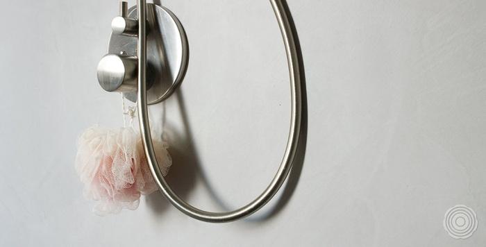 Fugenlose Dusche Wandverkleidung : naturlich gemahlener stein die ...